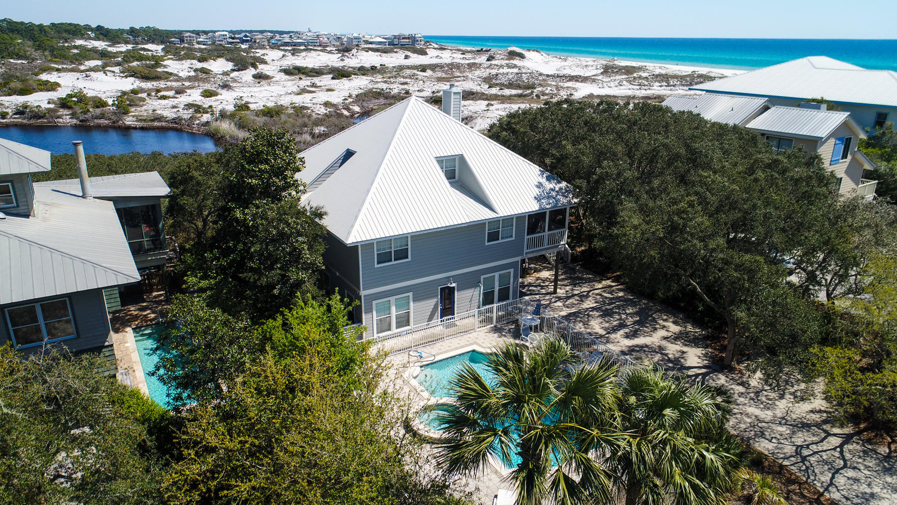A 5 Bedroom 5 Bedroom Gulf Trace Home