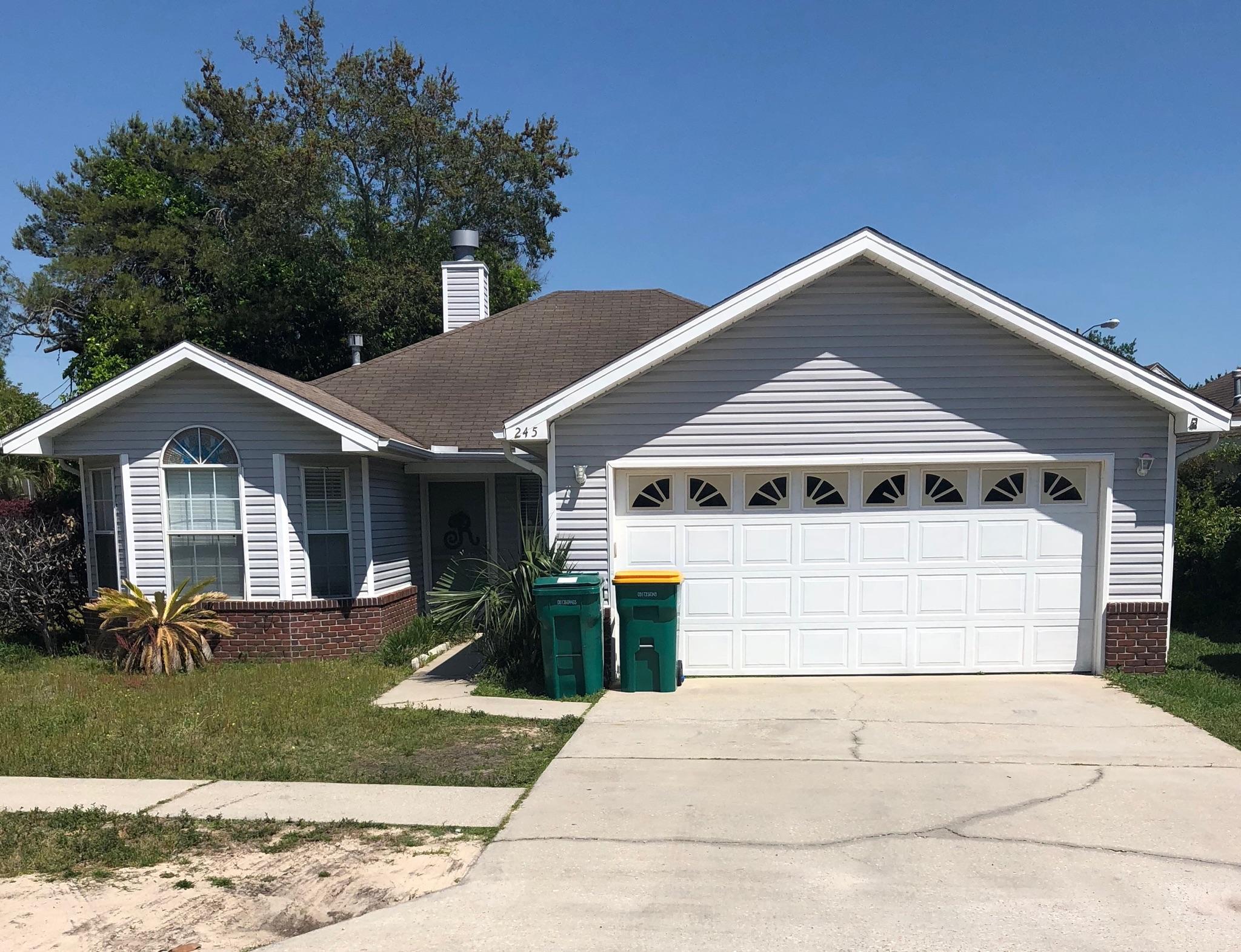 Photo of home for sale at 245 Nautica, Destin FL