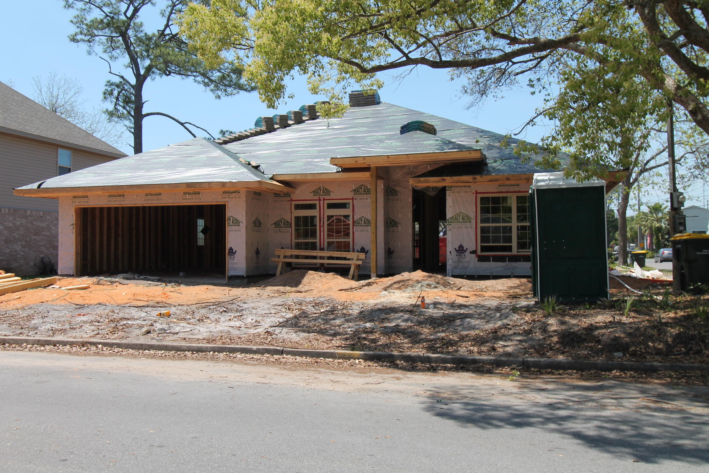 Photo of home for sale at 100 Shell, Fort Walton Beach FL