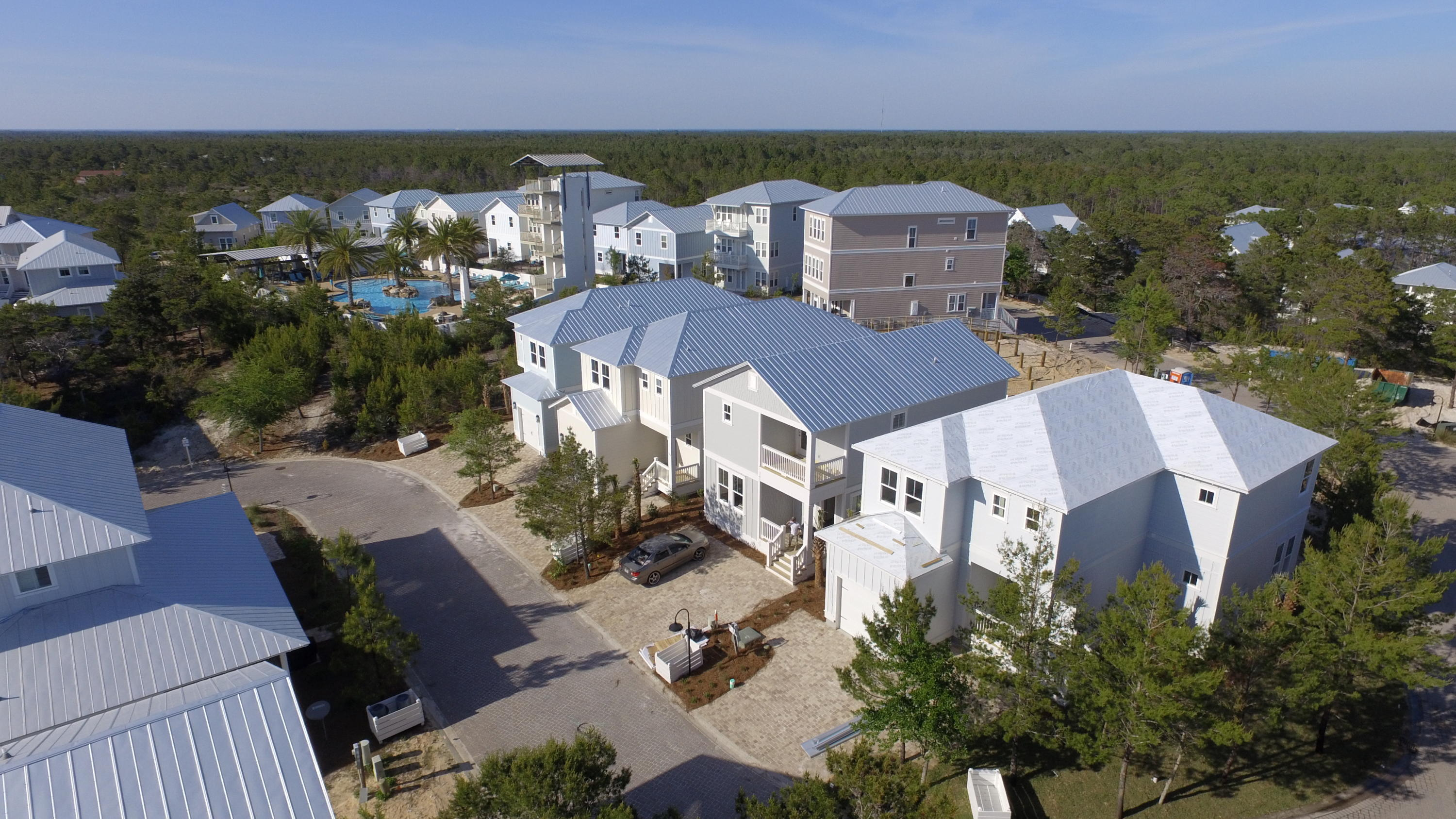 Photo of home for sale at 374 Gulfview, Santa Rosa Beach FL