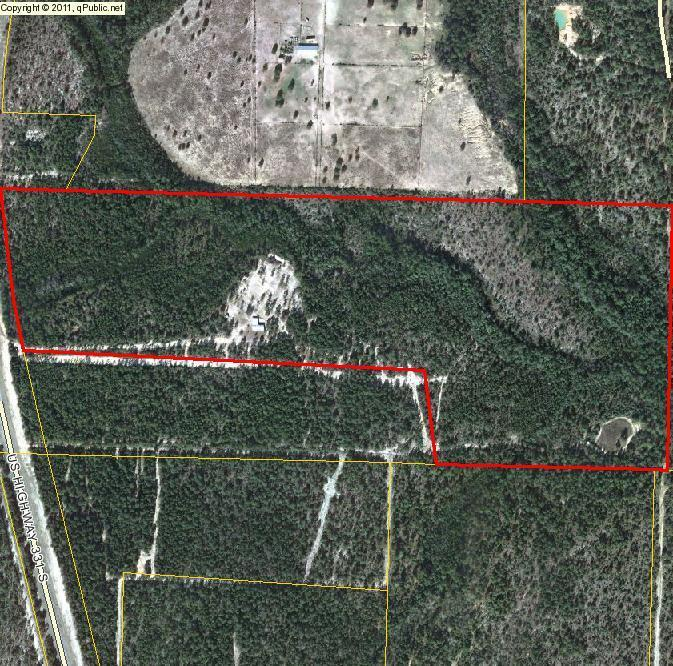 Photo of home for sale at 7225 Us Hwy 331, Defuniak Springs FL