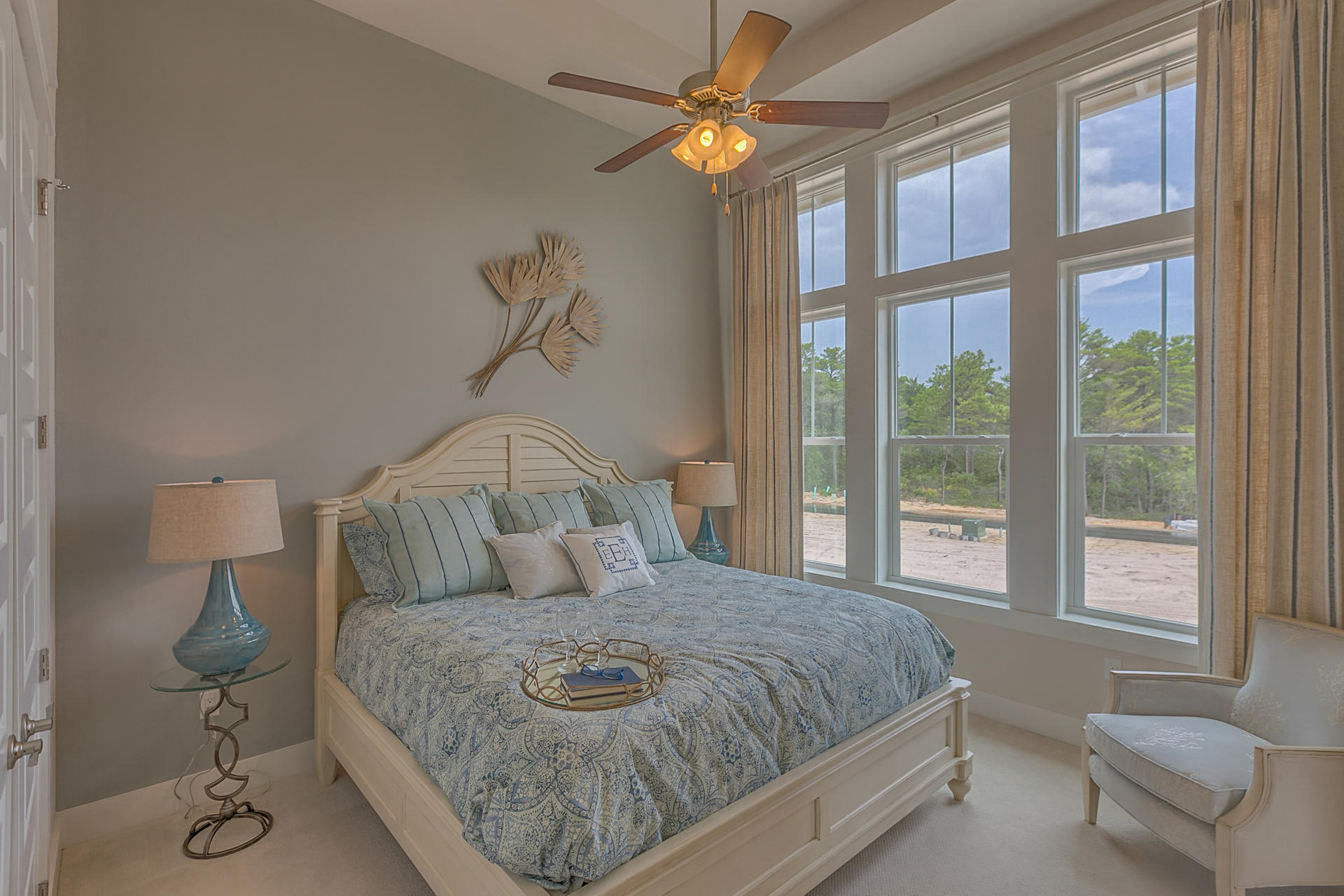 Photo of home for sale at 53 Pine Lands Loop E, Inlet Beach FL