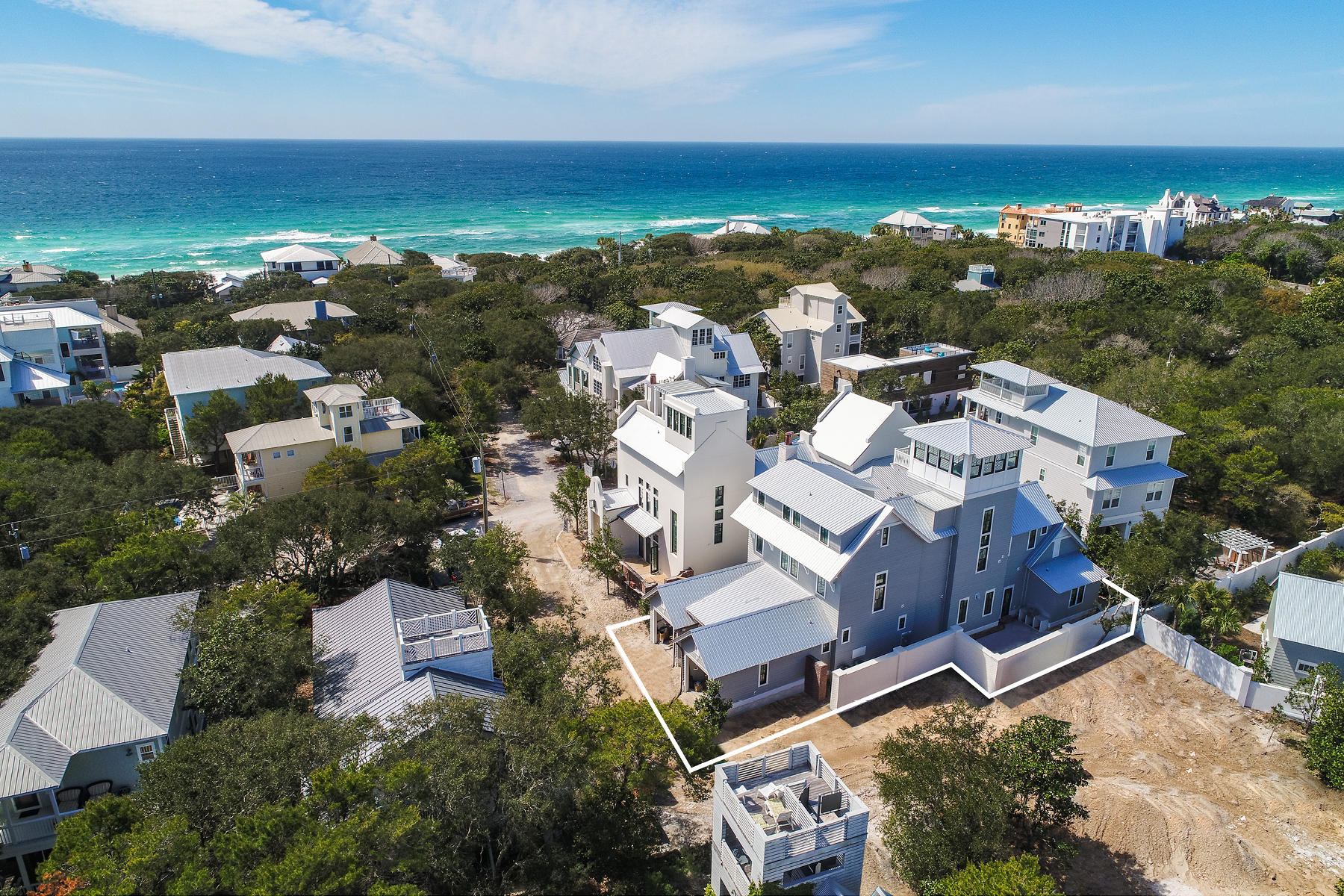 Photo of home for sale at 107 Grove, Santa Rosa Beach FL