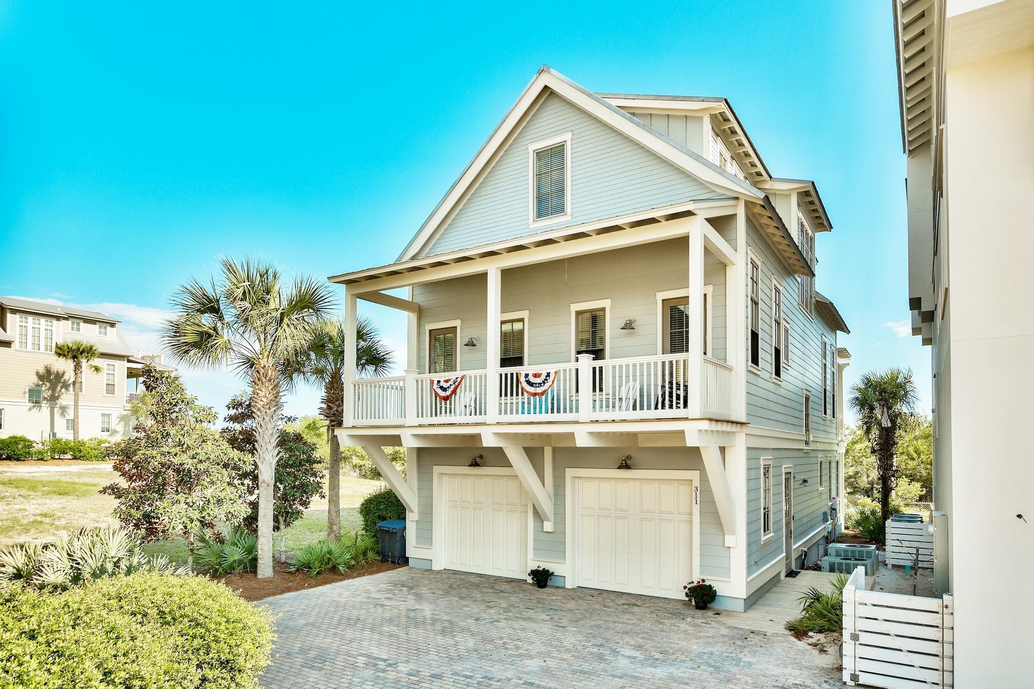 Photo of home for sale at 311 Cypress, Santa Rosa Beach FL