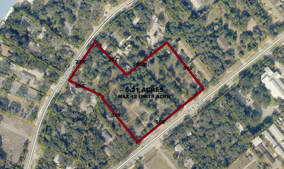 Photo of home for sale at 124 Calhoun, Destin FL