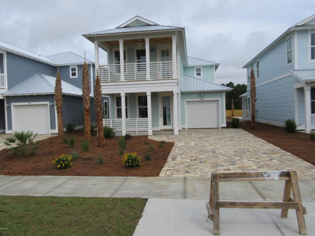 Photo of home for sale at 607 Lyndell, Panama City Beach FL