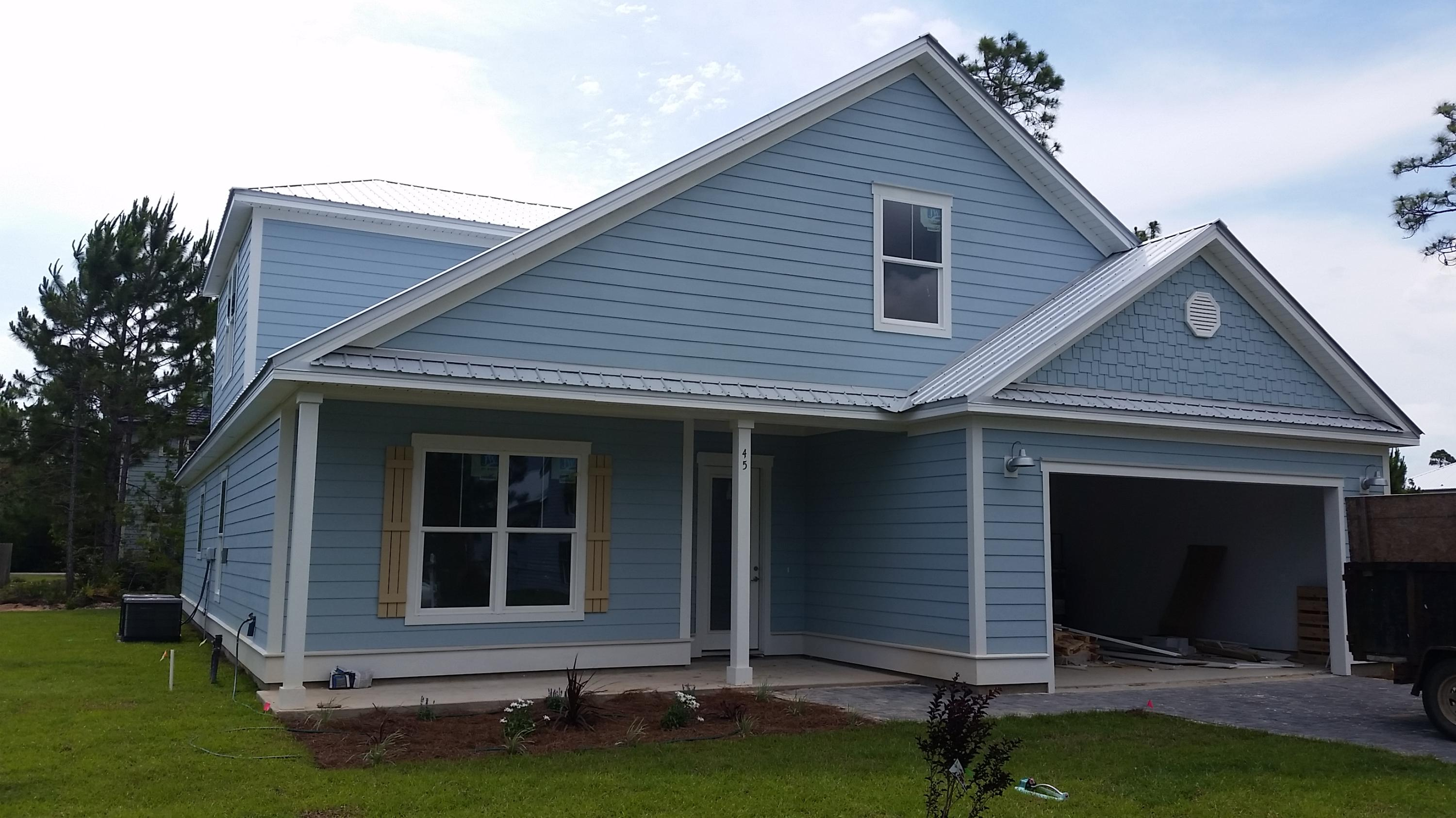 Photo of home for sale at 45 Breezeway (Lot 100), Santa Rosa Beach FL
