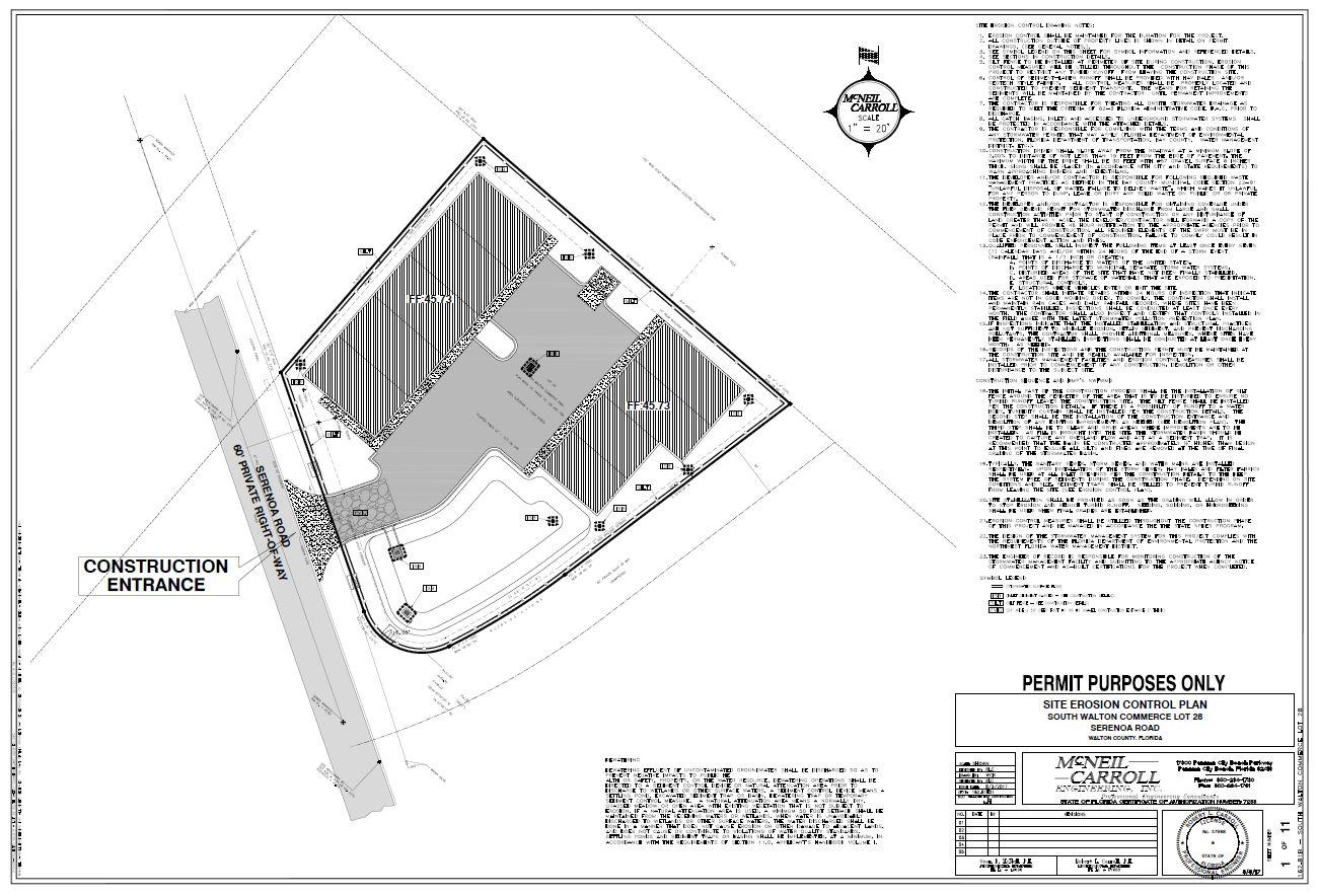 Lot 28 Serenoa,Santa Rosa Beach,32459,Professional/office,Serenoa,20131126143817002353000000