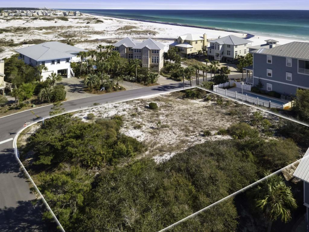 A   Gulf Trace Residential Land