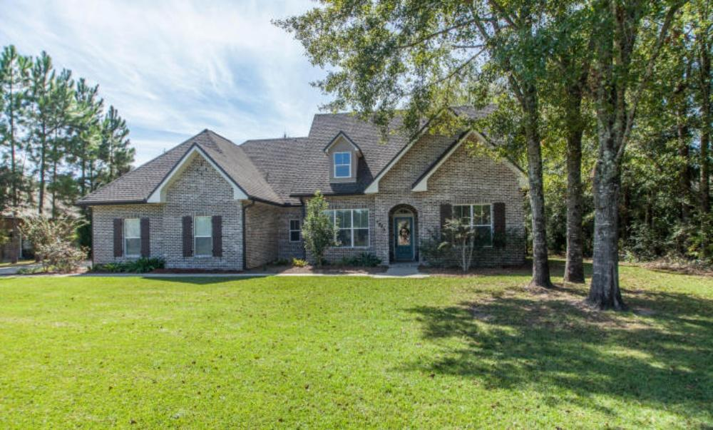 Photo of home for sale at 1464 Mill Creek, Baker FL