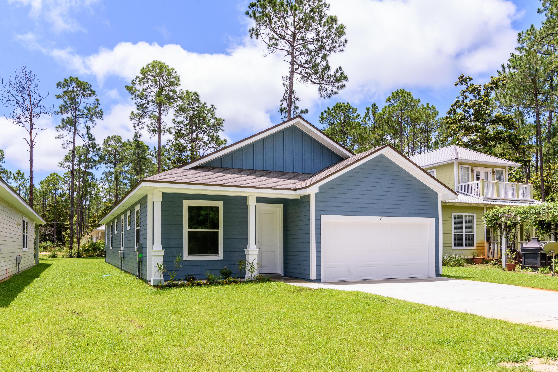 Photo of home for sale at 75 Daisy, Santa Rosa Beach FL