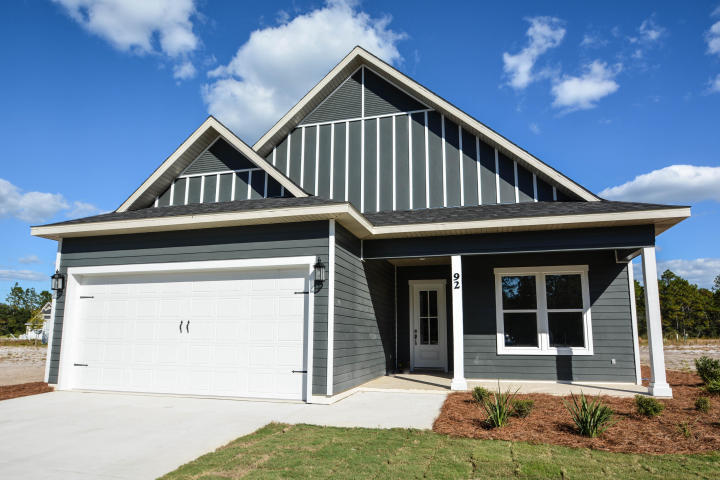Photo of home for sale at Lot 15 Blakely Drew, Santa Rosa Beach FL