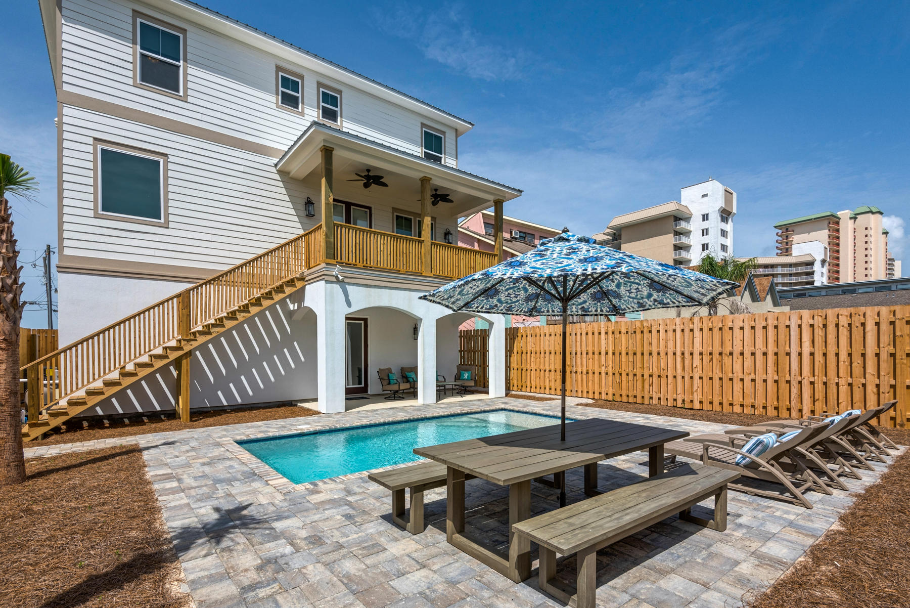 MLS Property 801516 for sale in Panama City Beach