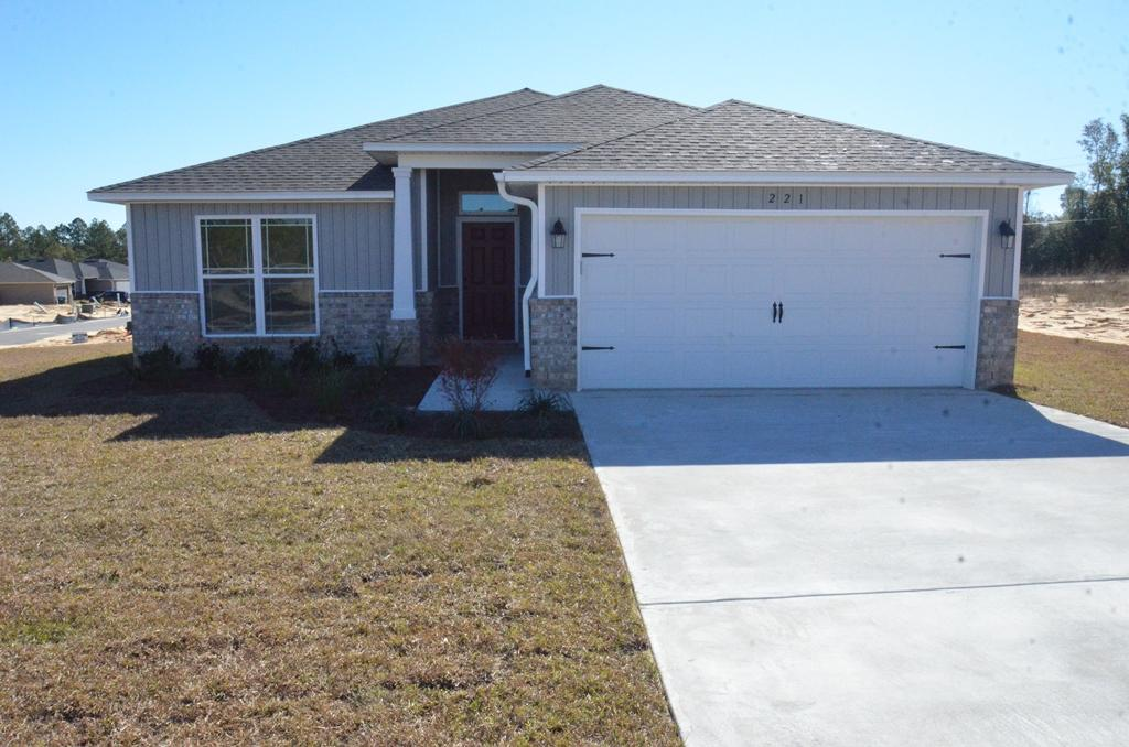 Photo of home for sale at 2396 Spur, Gulf Breeze FL