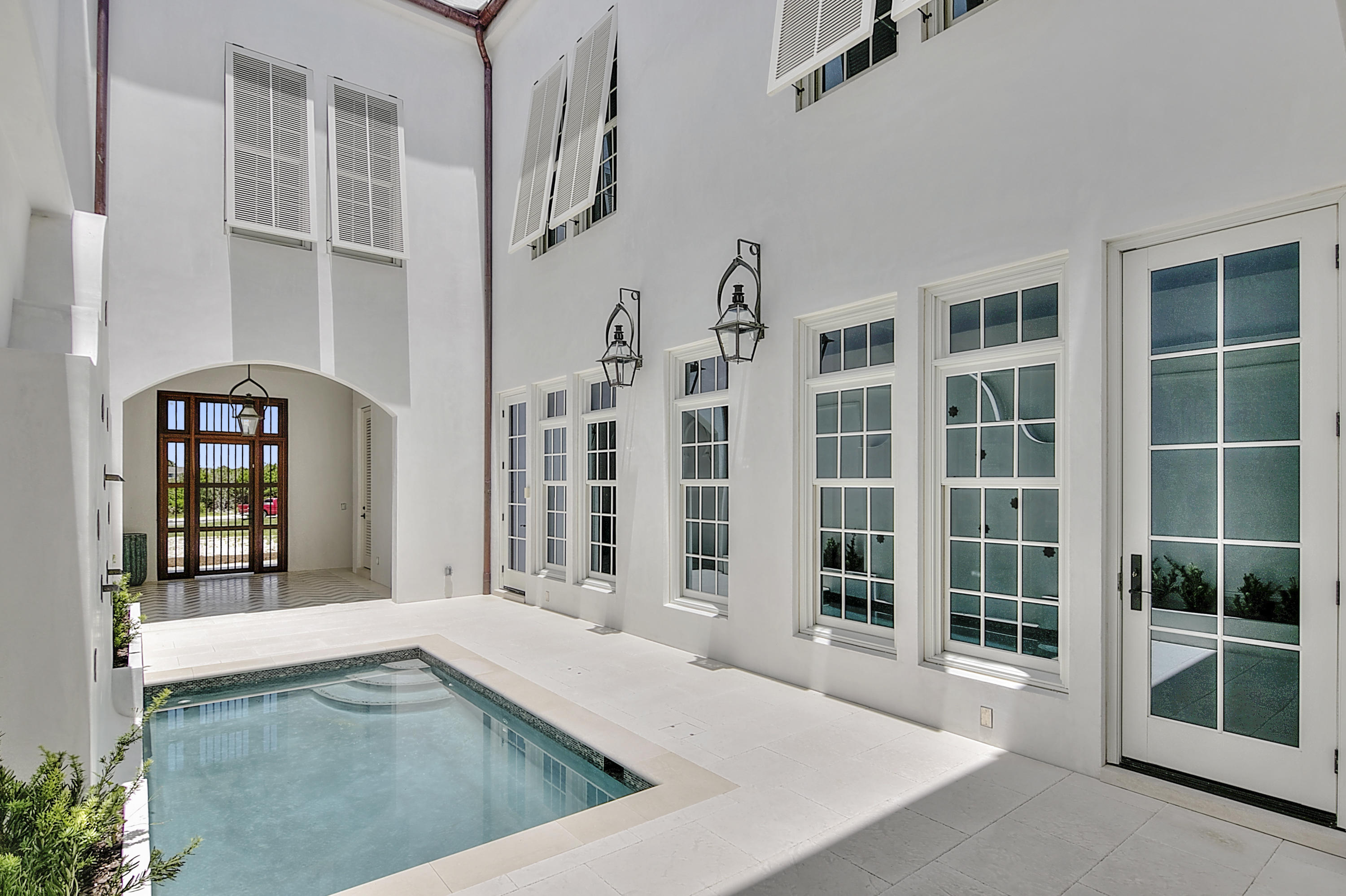 Photo of home for sale at 29 Lagarza, Alys Beach FL