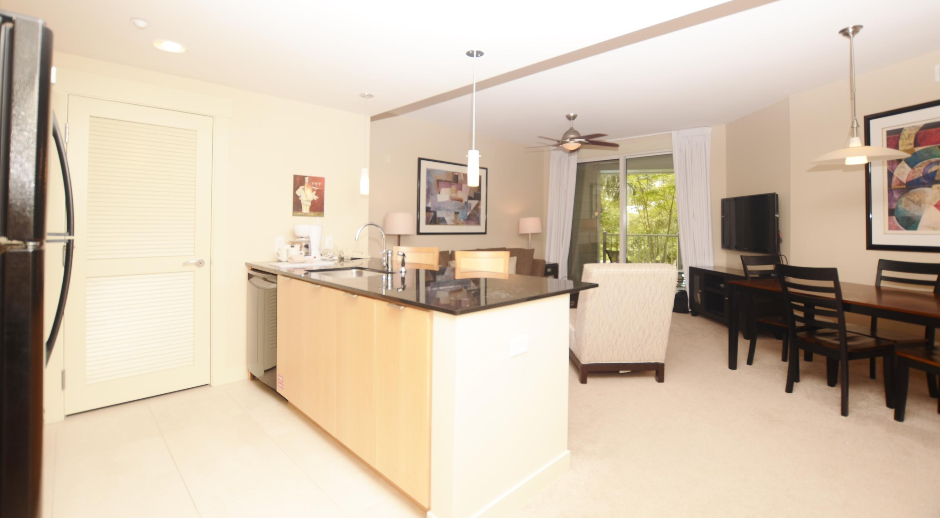 A 1 Bedroom 1 Bedroom Bahia Condo Rental