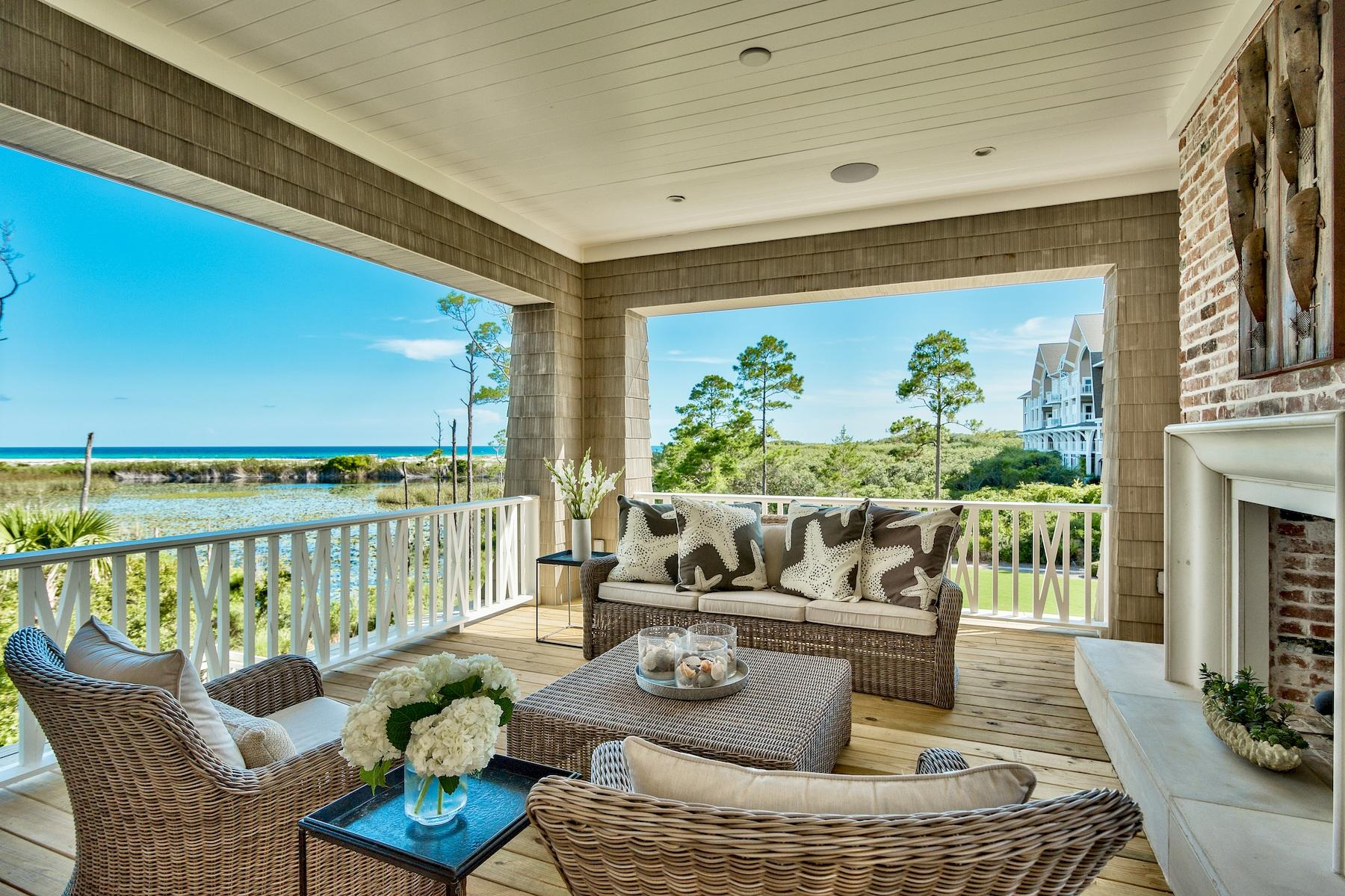 Photo of home for sale at 116 Compass Point, Watersound FL