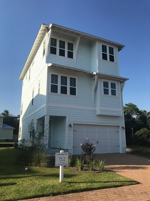 Photo of home for sale at 79 Grande Pointe, Inlet Beach FL