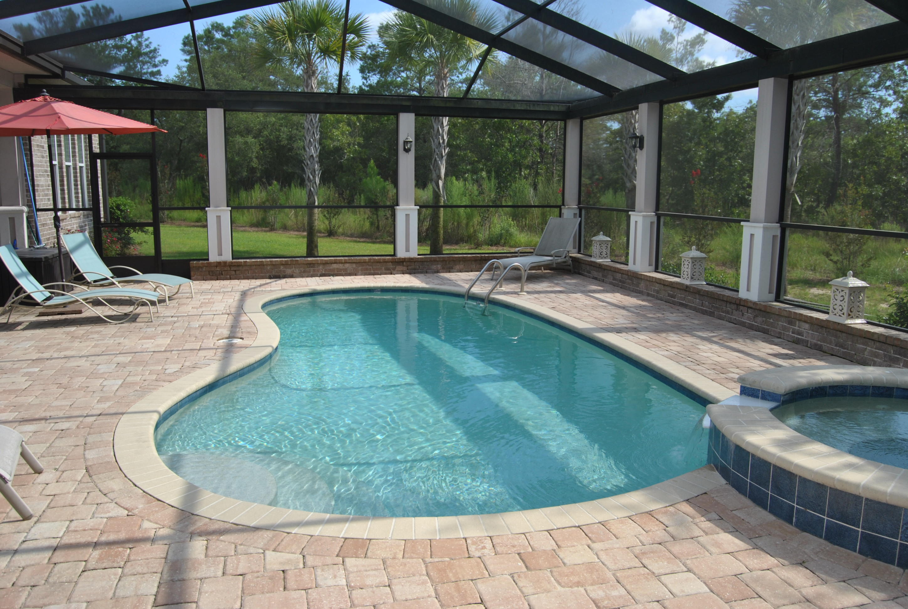 Photo of home for sale at 73 Cool Wind, Freeport FL