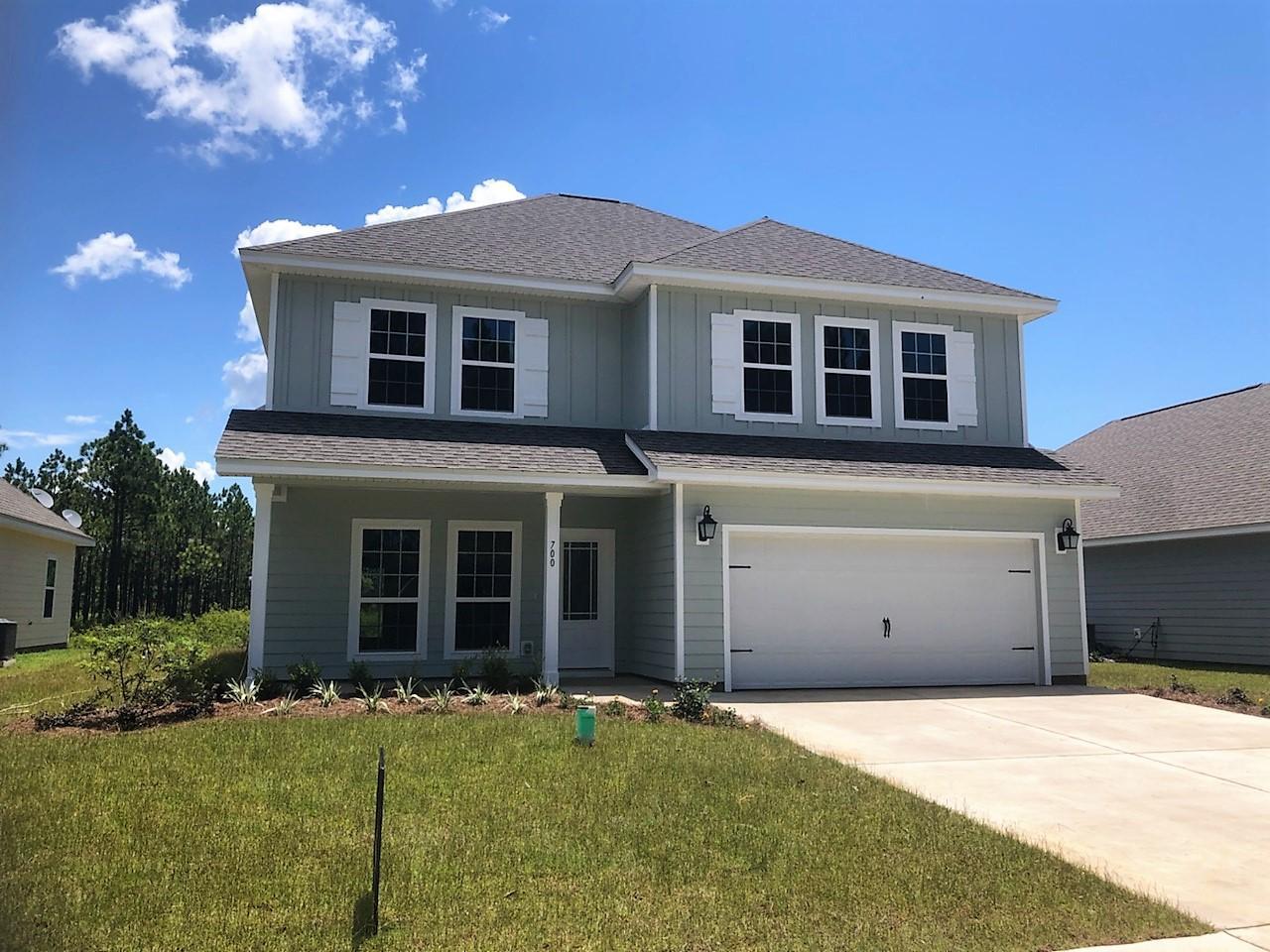 Photo of home for sale at 700 Alderberry, Santa Rosa Beach FL