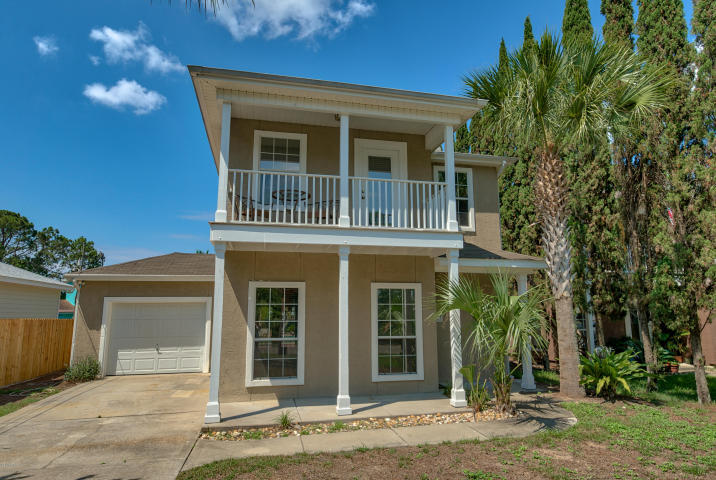 Photo of home for sale at 5623 Lagoon, Panama City Beach FL