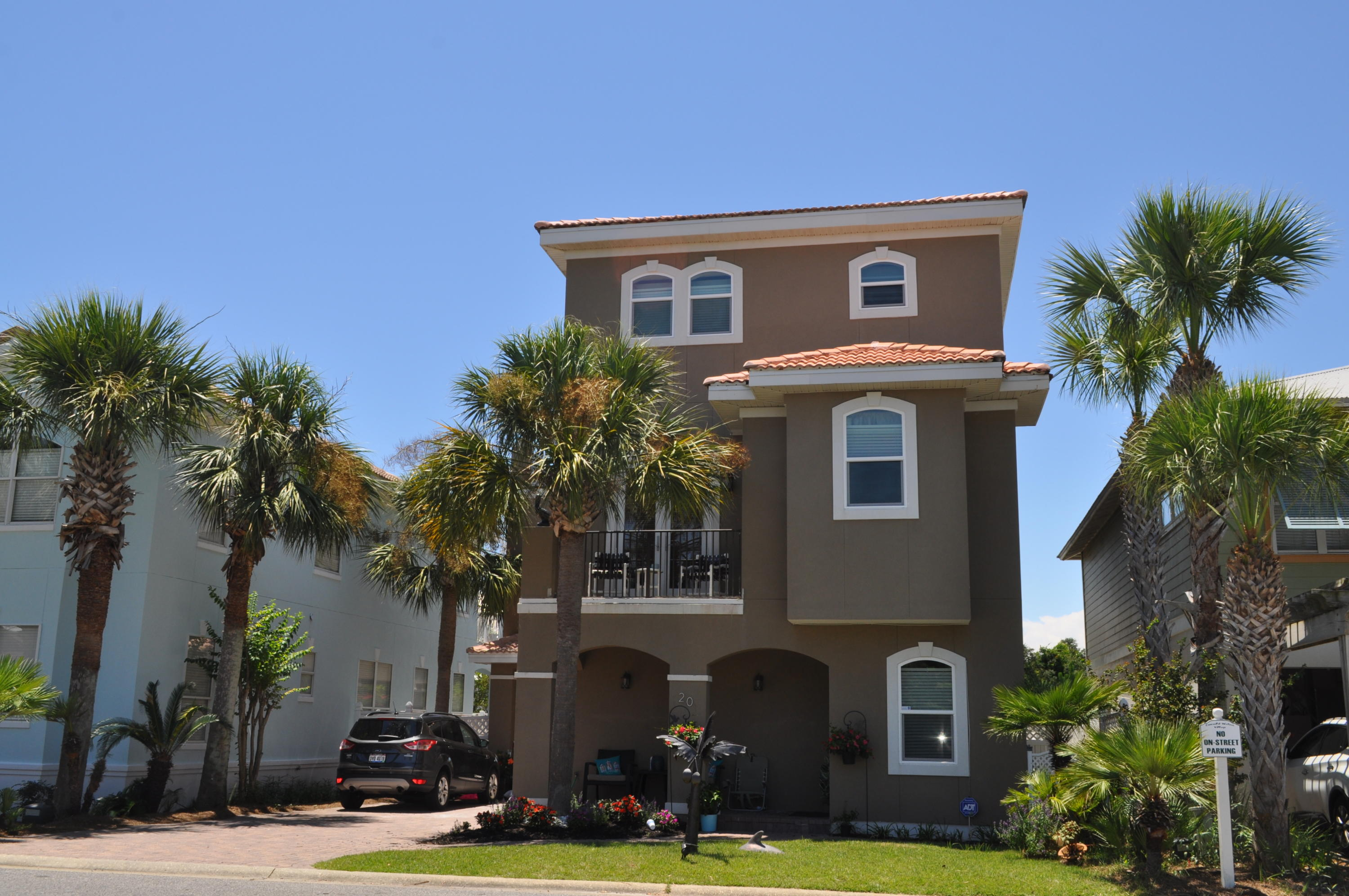 Photo of home for sale at 20 Saint Francis, Miramar Beach FL