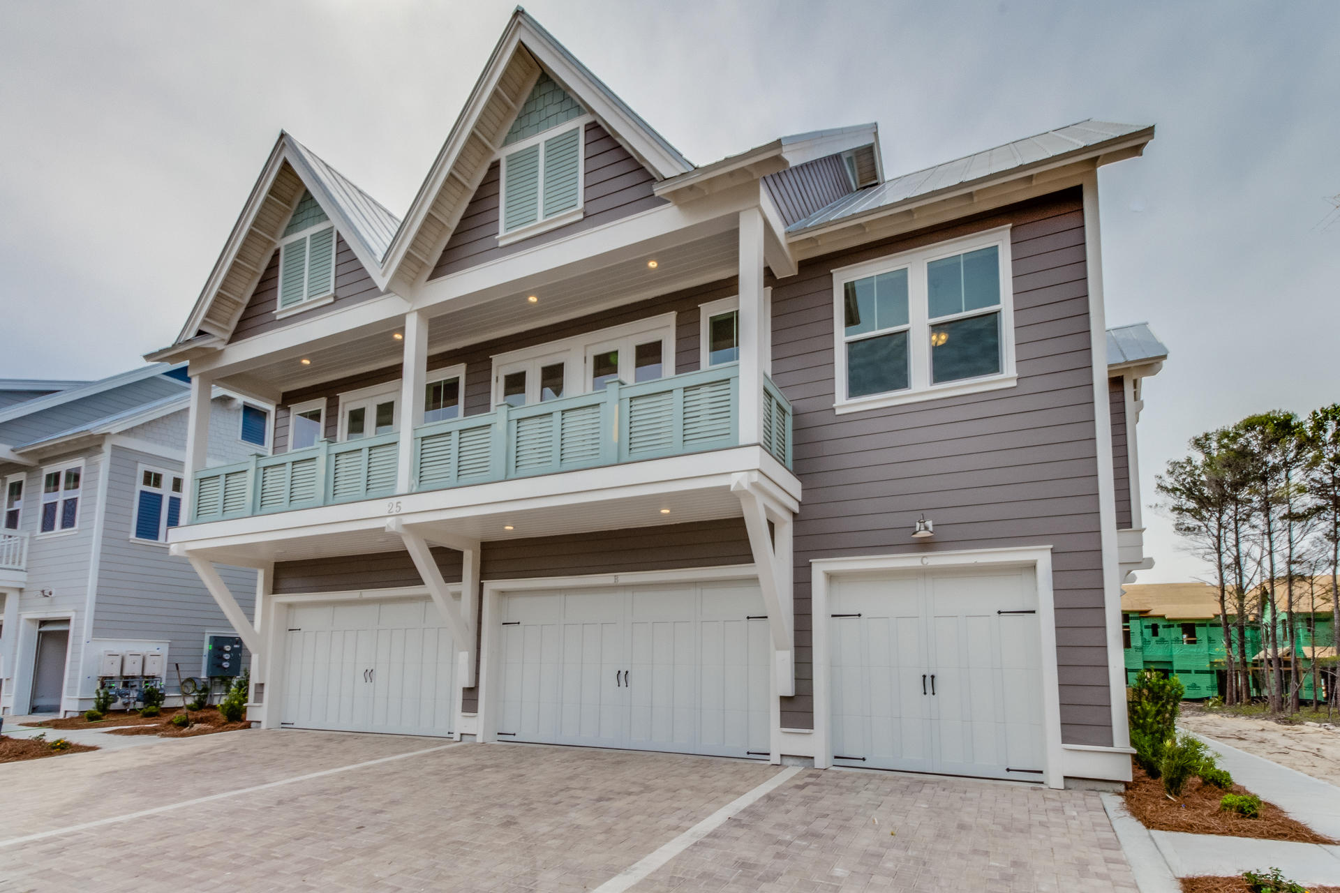 Photo of home for sale at 111 Pine Lands Loop E, Inlet Beach FL