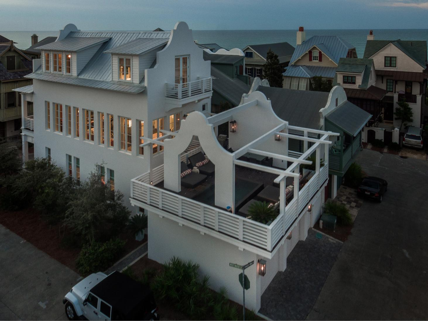 384 W WATER STREET, ROSEMARY BEACH, FL 32461