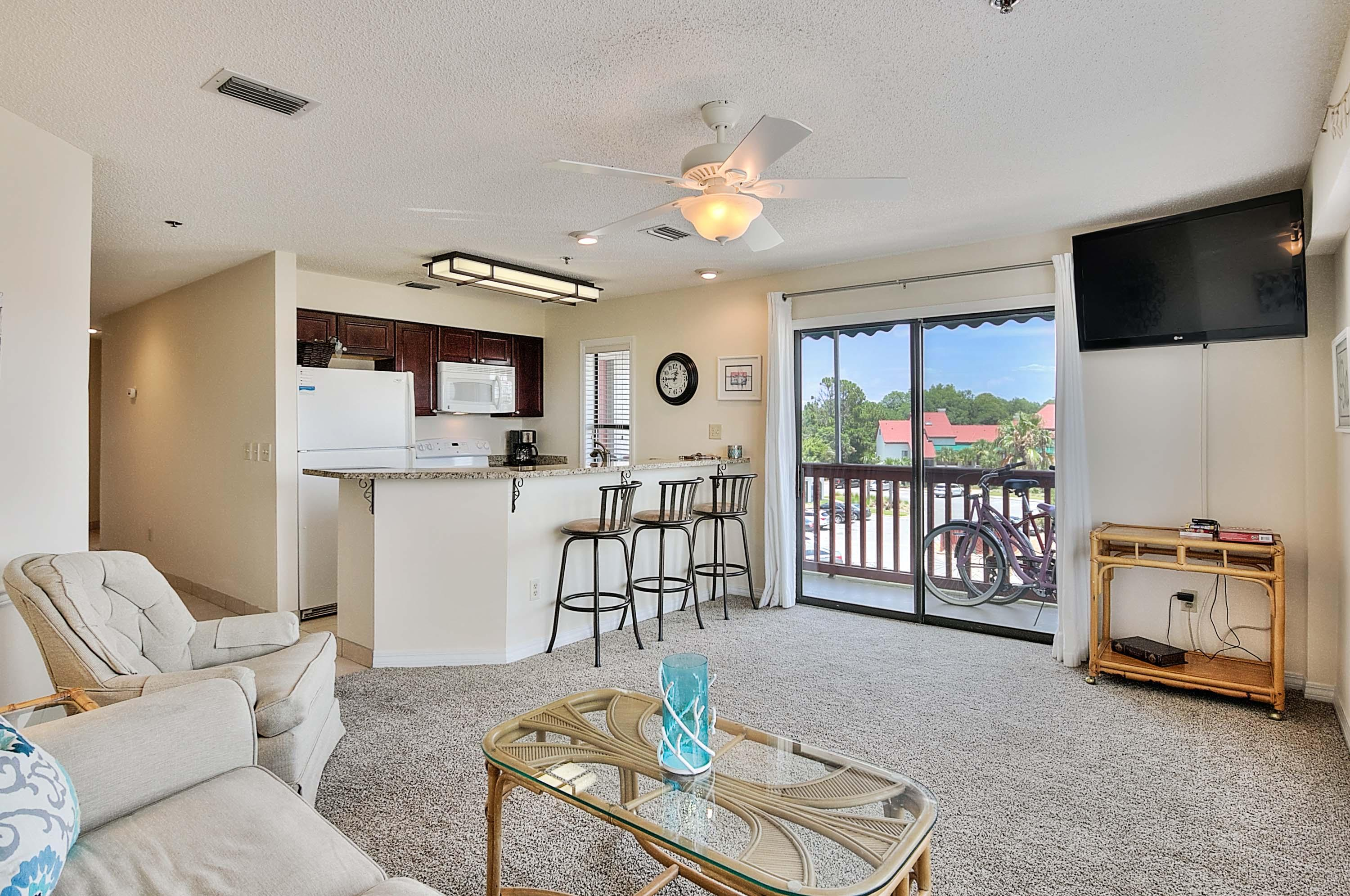 Photo of home for sale at 8730 Thomas, Panama City Beach FL