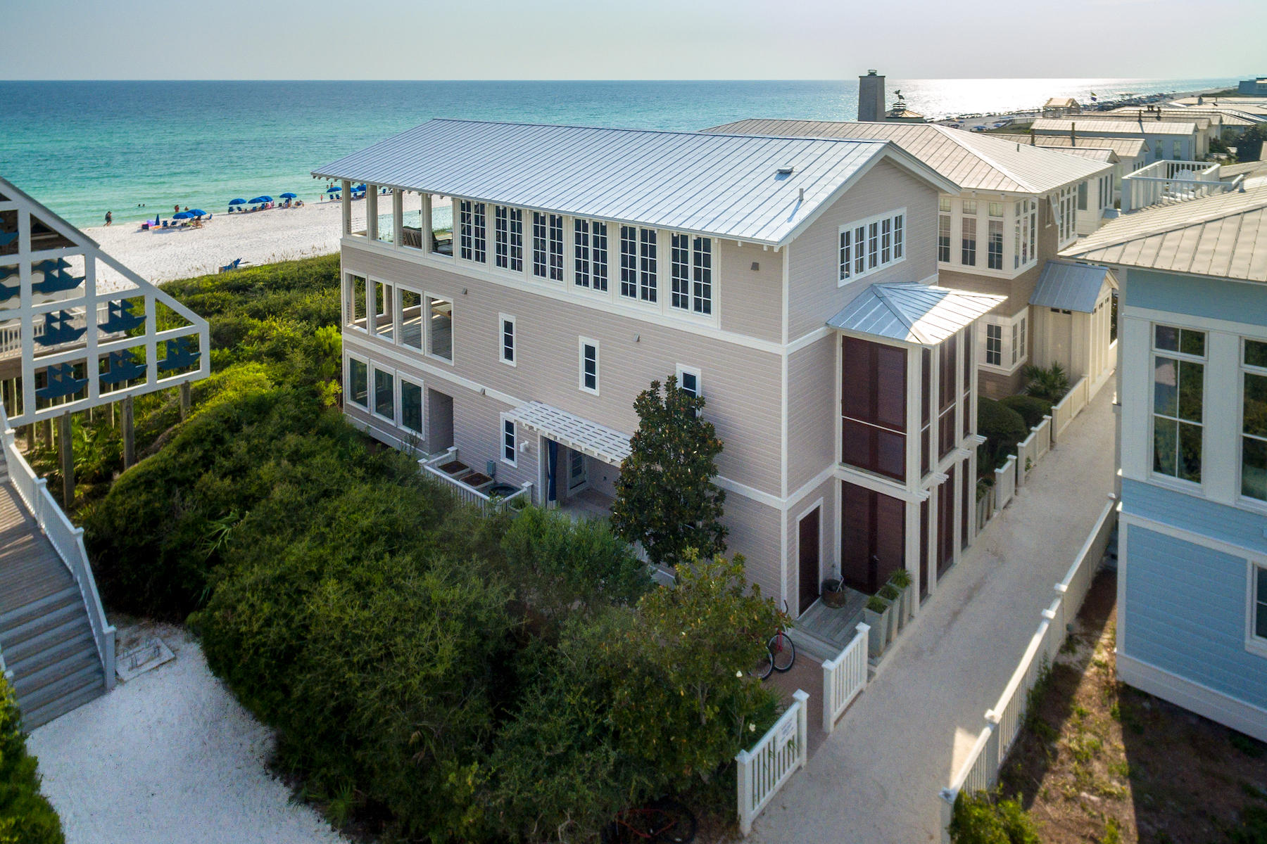 Photo of home for sale at 2112 County Highway 30A, Santa Rosa Beach FL