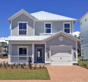 Photo of home for sale at 349 Grande Pointe, Inlet Beach FL