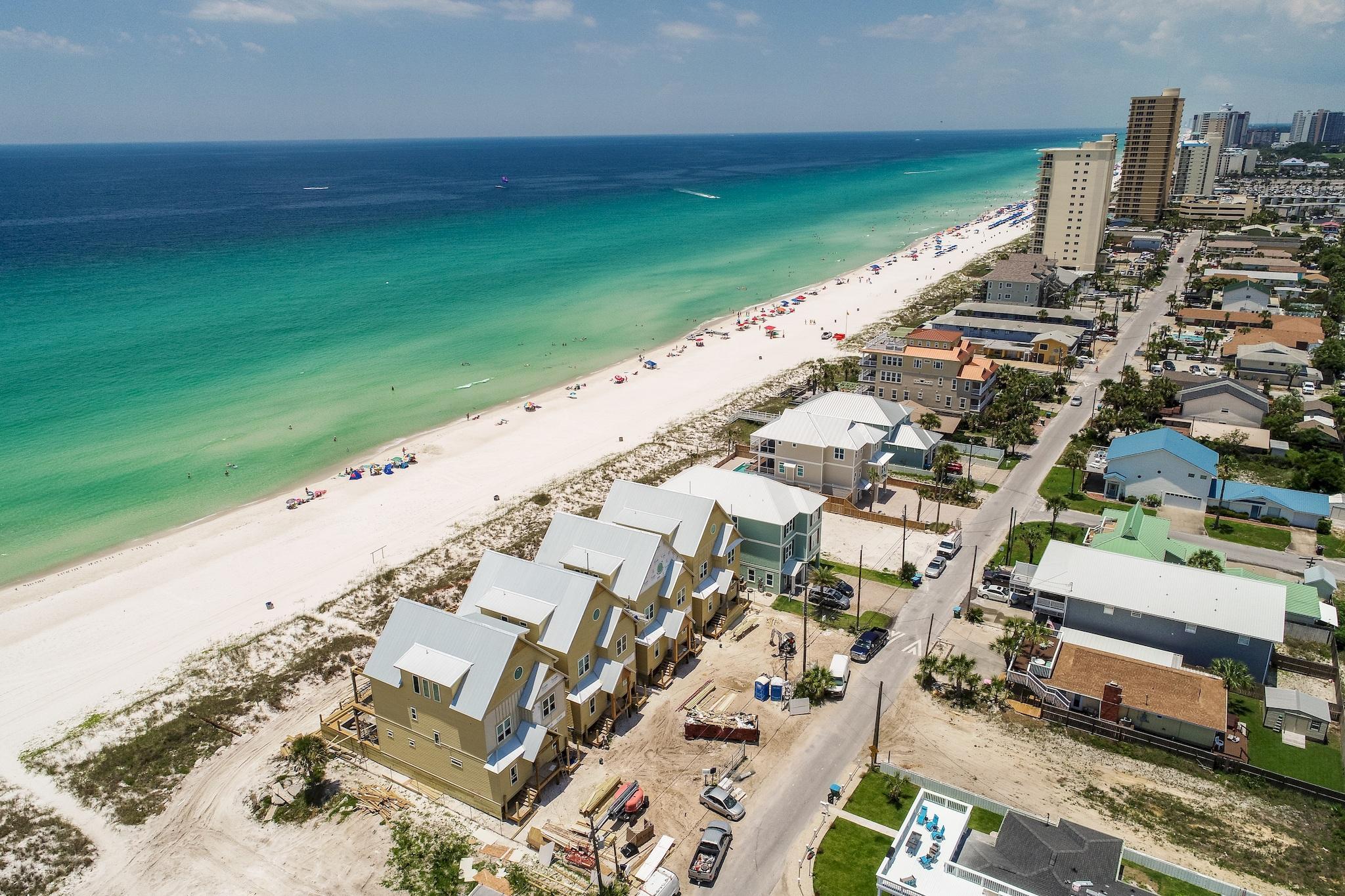 8321 SURF DRIVE, PANAMA CITY BEACH, FL 32408