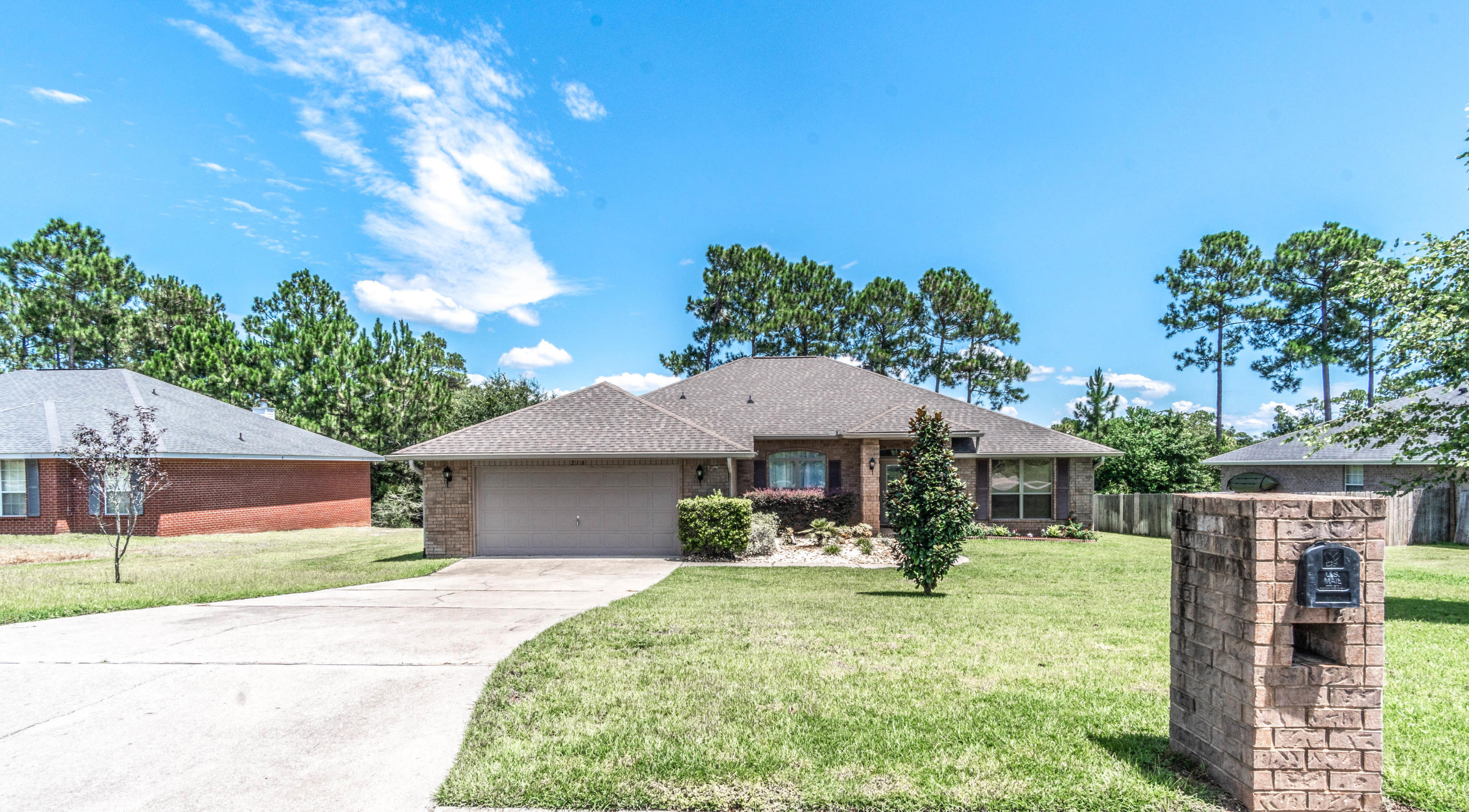Photo of home for sale at 216 Raptor, Crestview FL