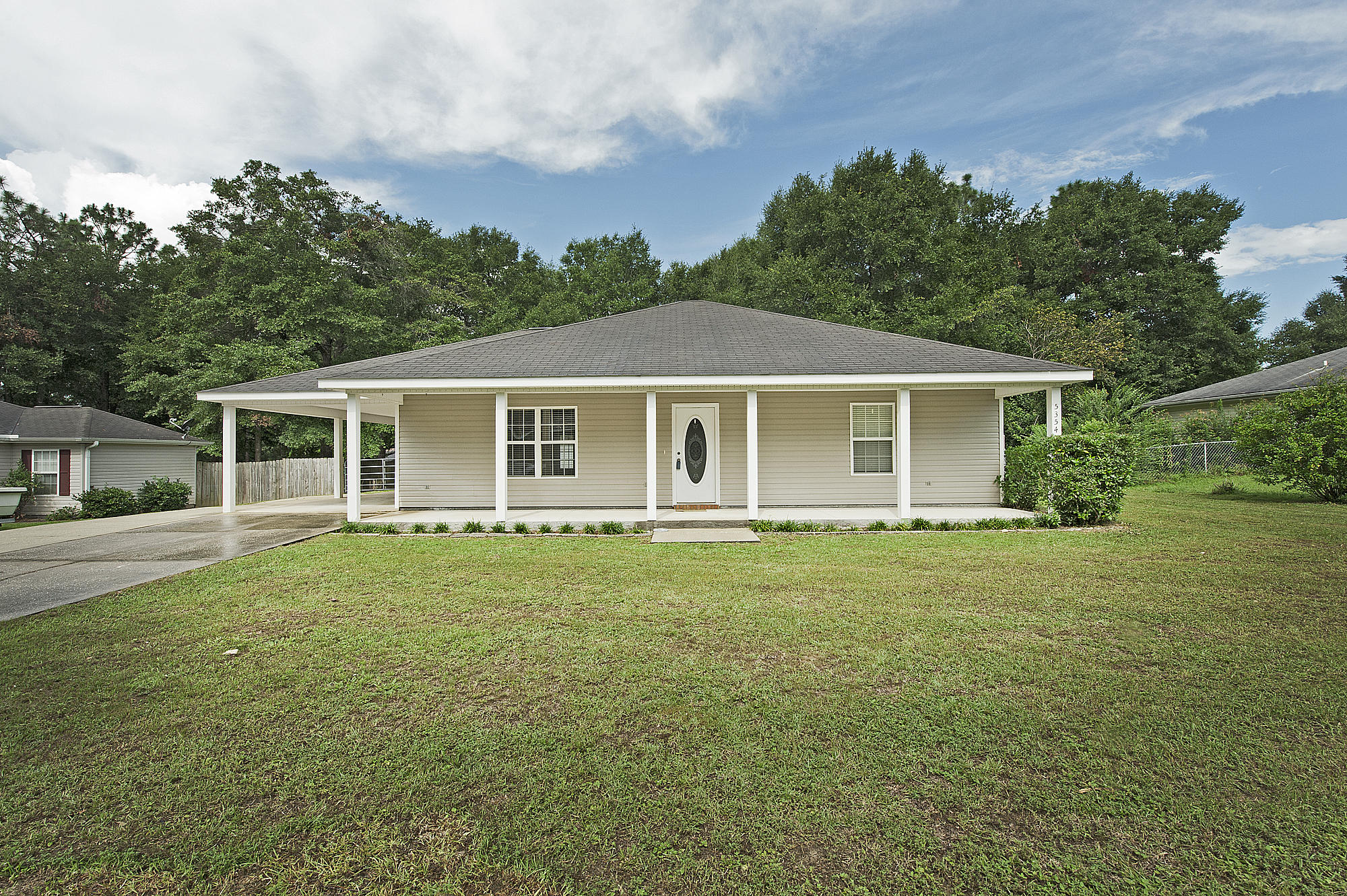 Photo of home for sale at 5354 Haburn, Crestview FL