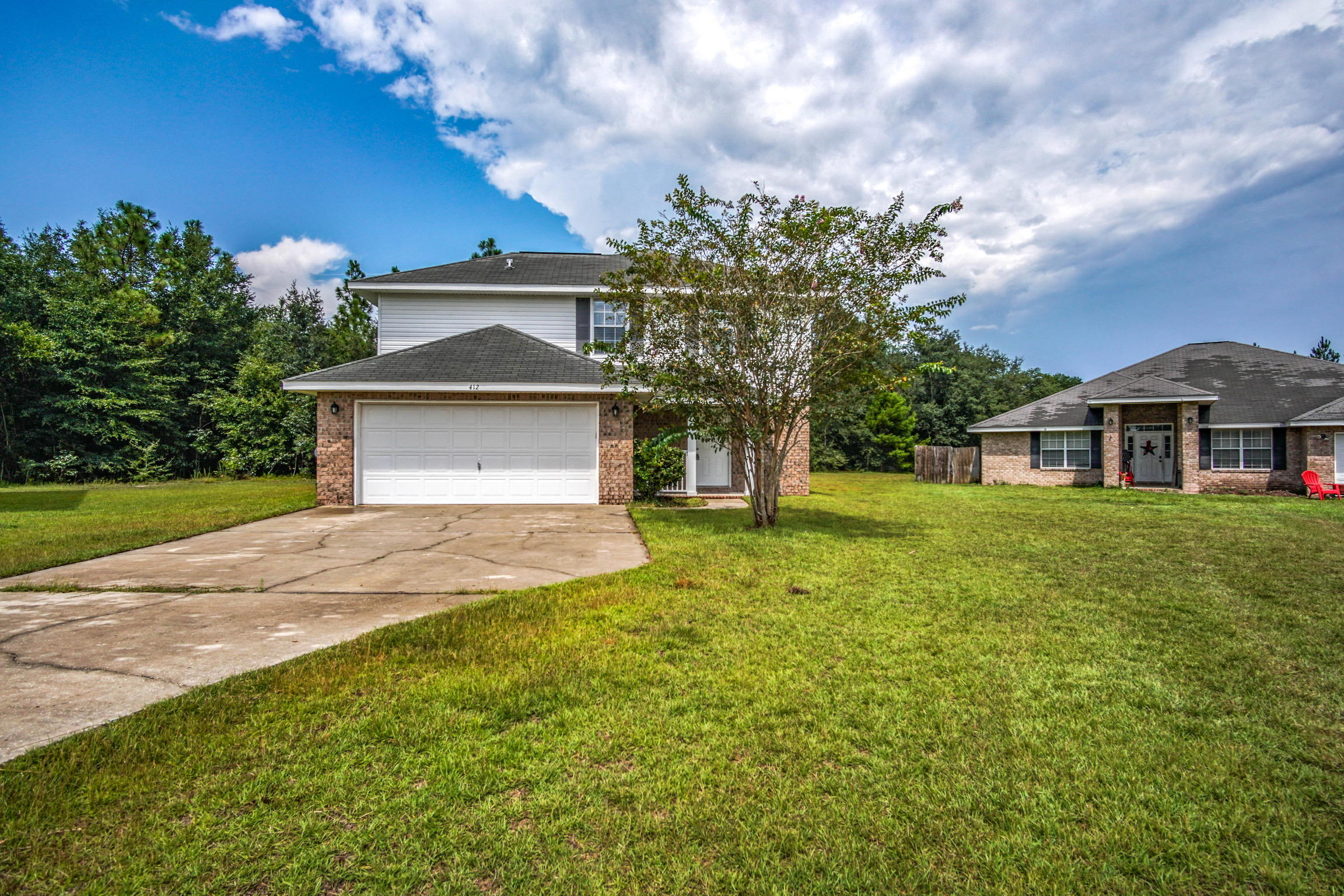 Photo of home for sale at 412 Plate, Crestview FL