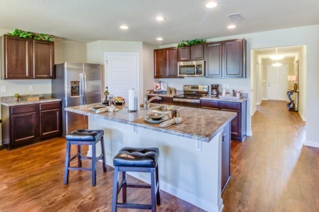 Photo of home for sale at 808 Moorhen, Crestview FL