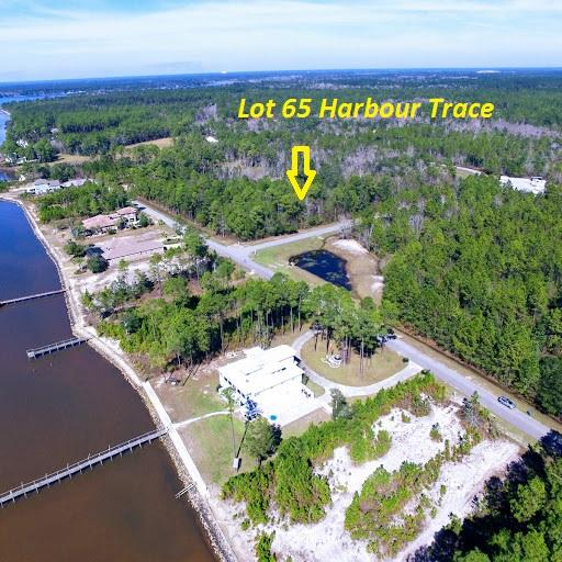 Photo of home for sale at Lot 65 Harbour, Freeport FL