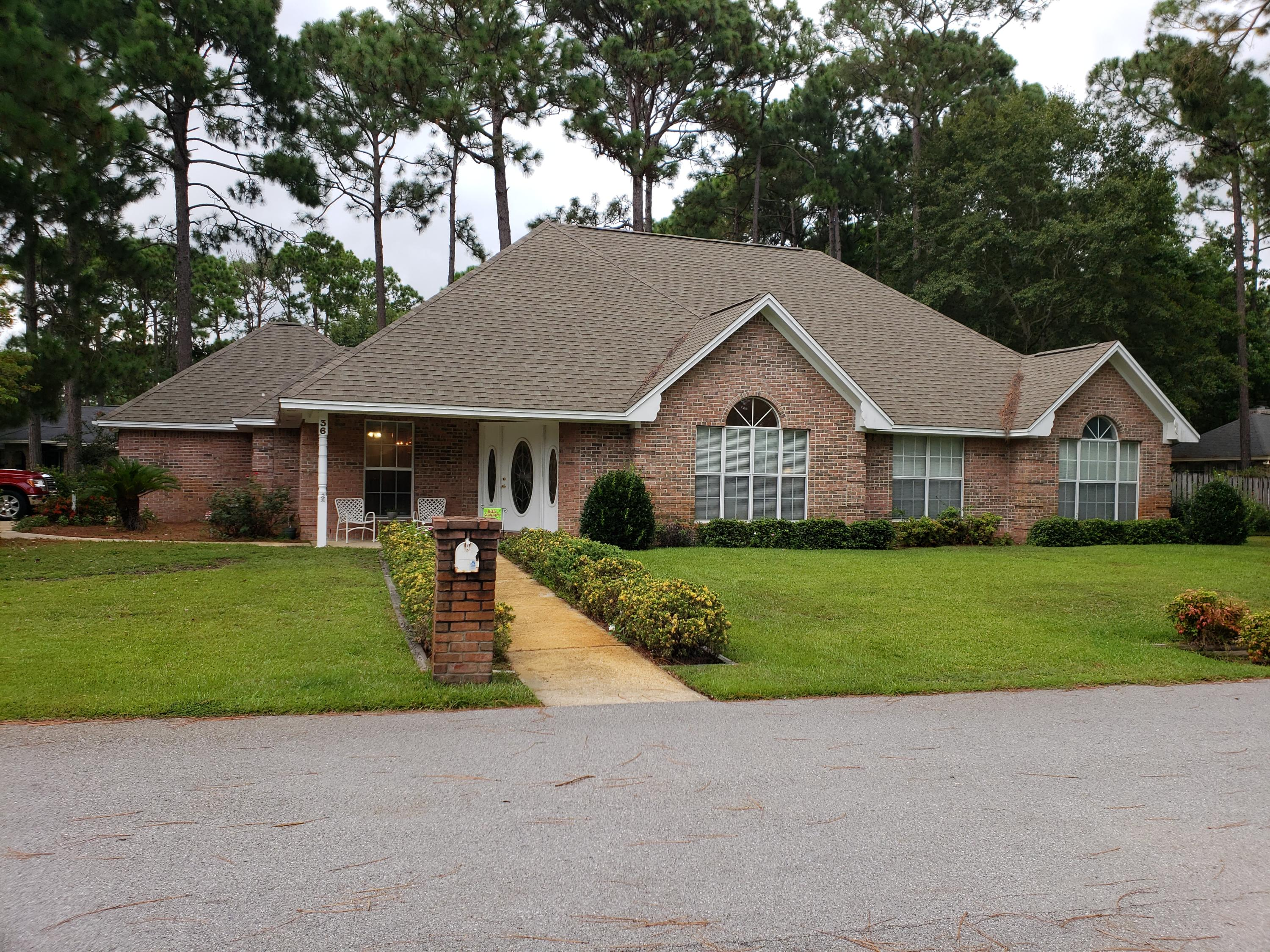 Photo of home for sale at 36 Southwind, Niceville FL
