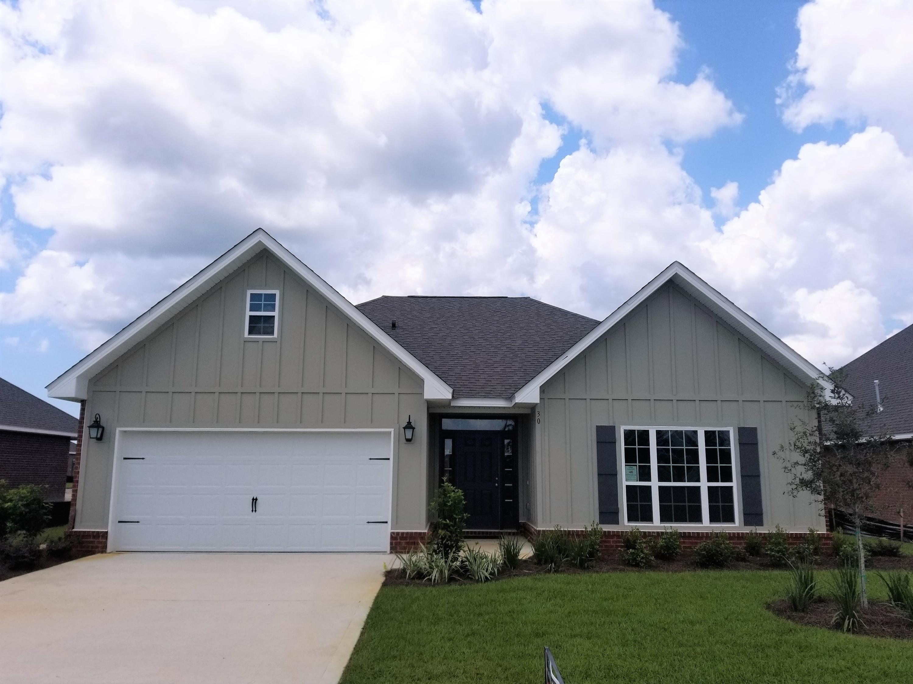Photo of home for sale at 30 Lottie, Freeport FL