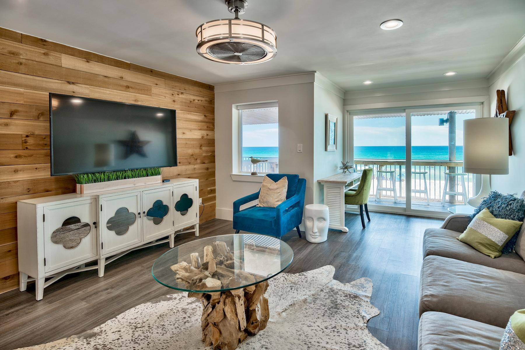 Photo of home for sale at 1987 Scenic Gulf, Miramar Beach FL