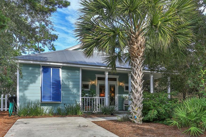 Photo of home for sale at 444 Clareon, Seacrest FL