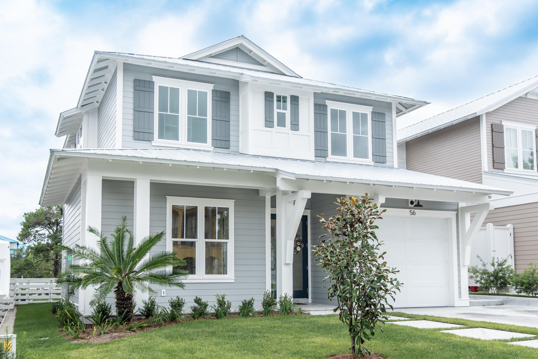 Photo of home for sale at 56 Ventana, Santa Rosa Beach FL