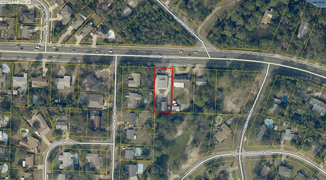 Photo of home for sale at 190 Beal, Fort Walton Beach FL
