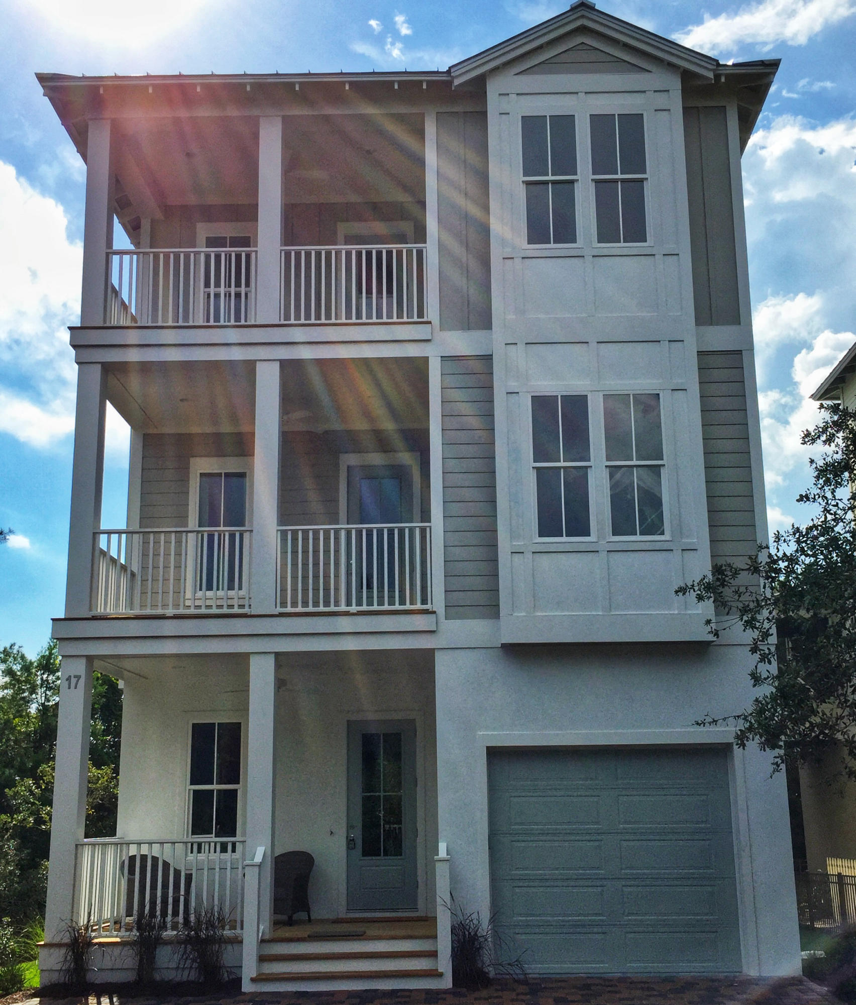 Photo of home for sale at 17 Pompano, Inlet Beach FL