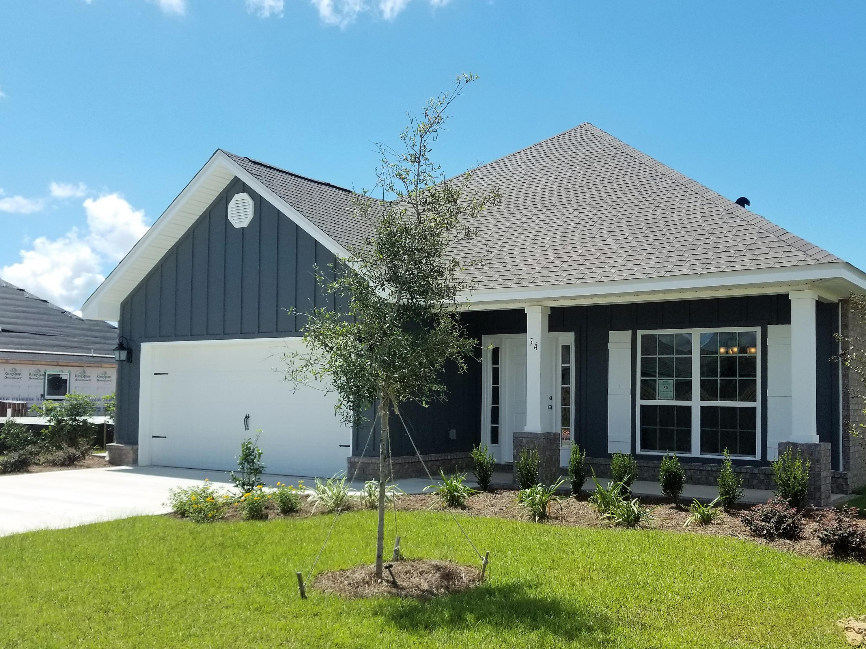 Photo of home for sale at 54 Lottie, Freeport FL