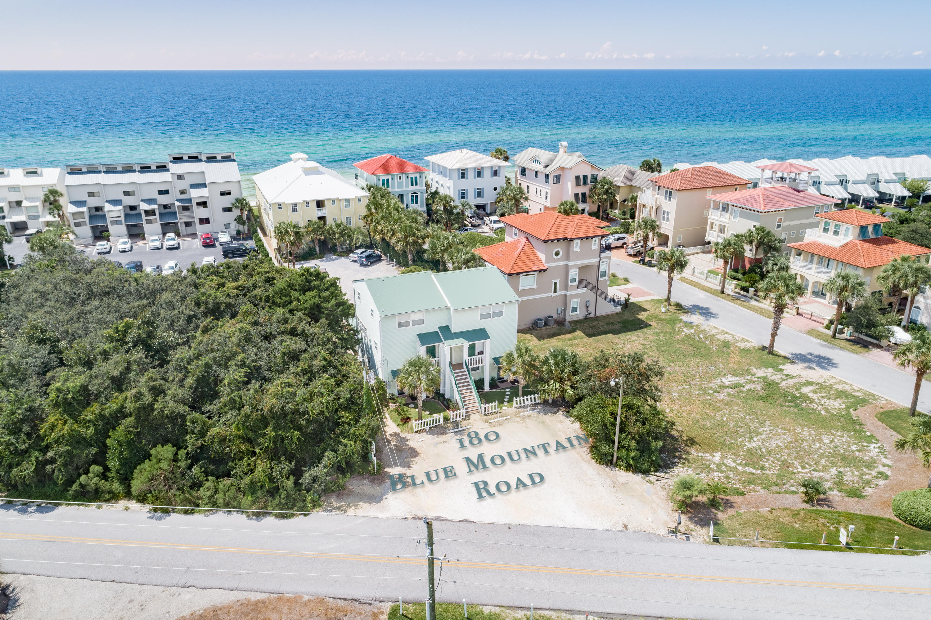 A 6 Bedroom 6 Bedroom Blue Mountain Beach Townhome