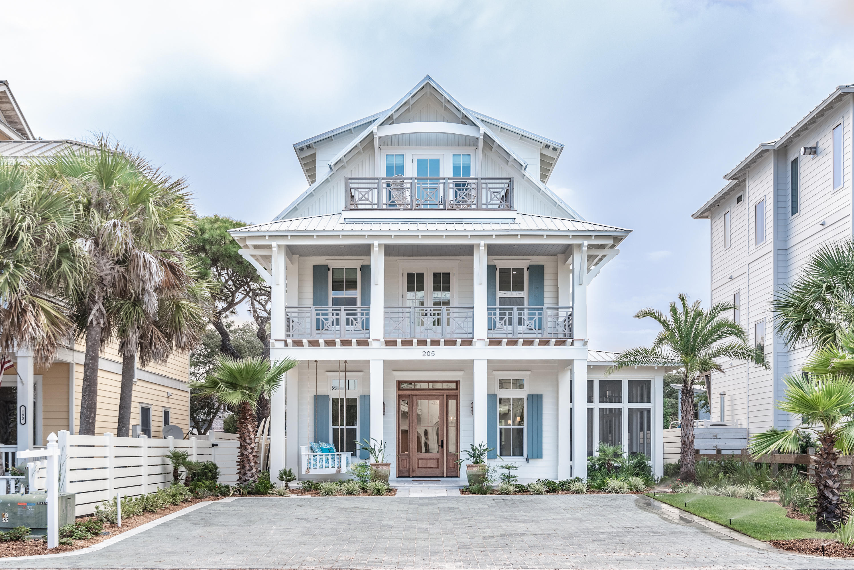 205 Magnolia,Santa Rosa Beach,Florida 32459,5 Bedrooms Bedrooms,5 BathroomsBathrooms,Detached single family,Magnolia,20131126143817002353000000