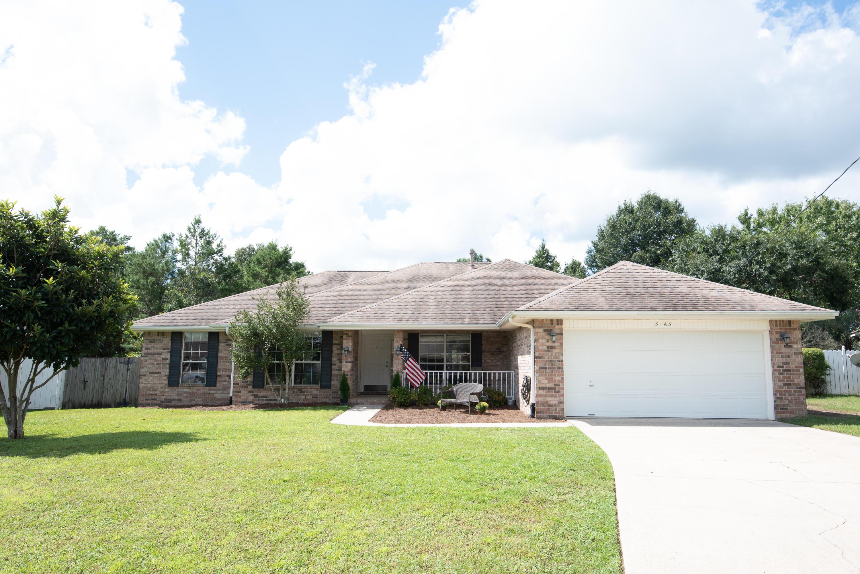 Photo of home for sale at 5163 Whitehurst, Crestview FL