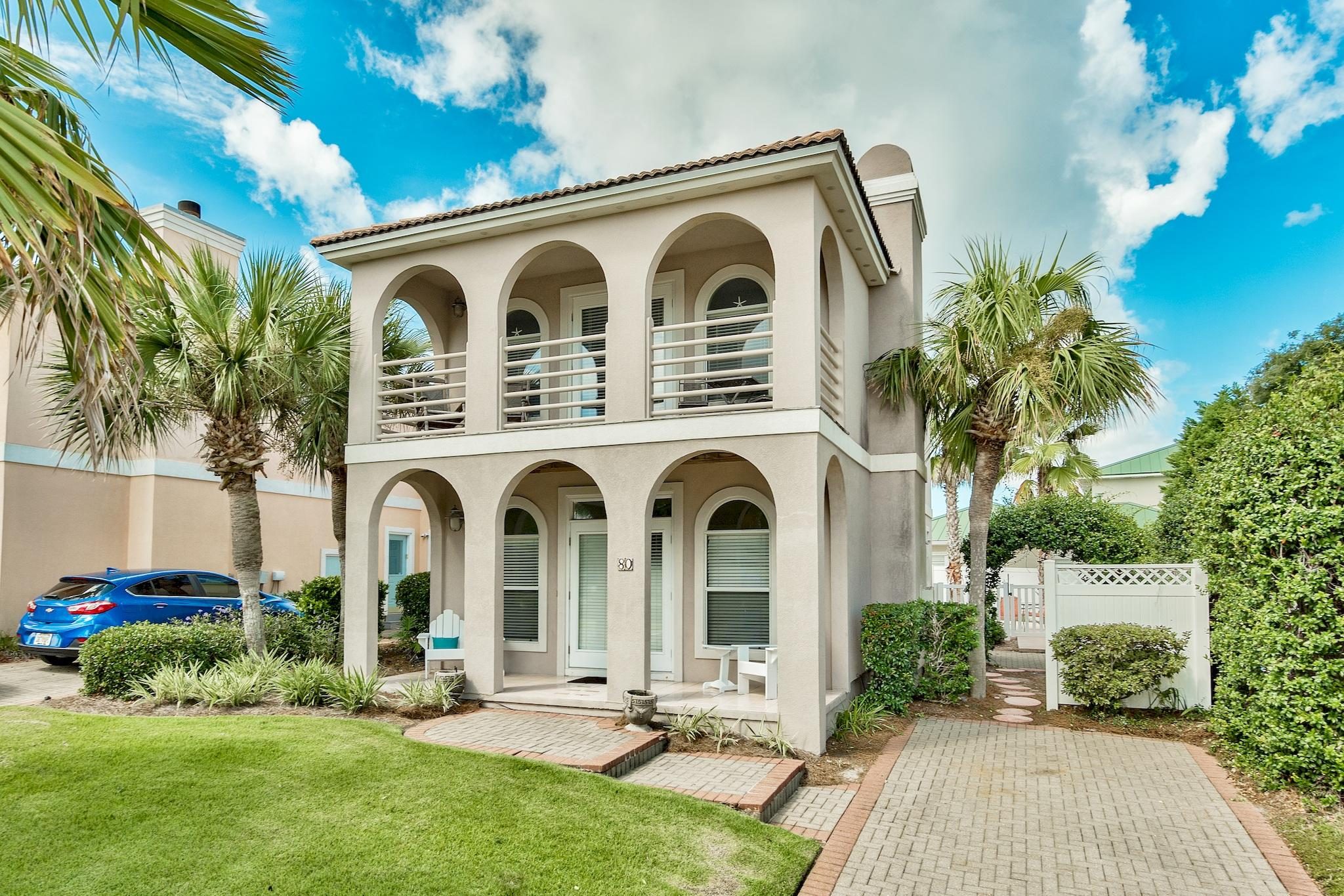 Photo of home for sale at 80 Terra Cotta, Destin FL
