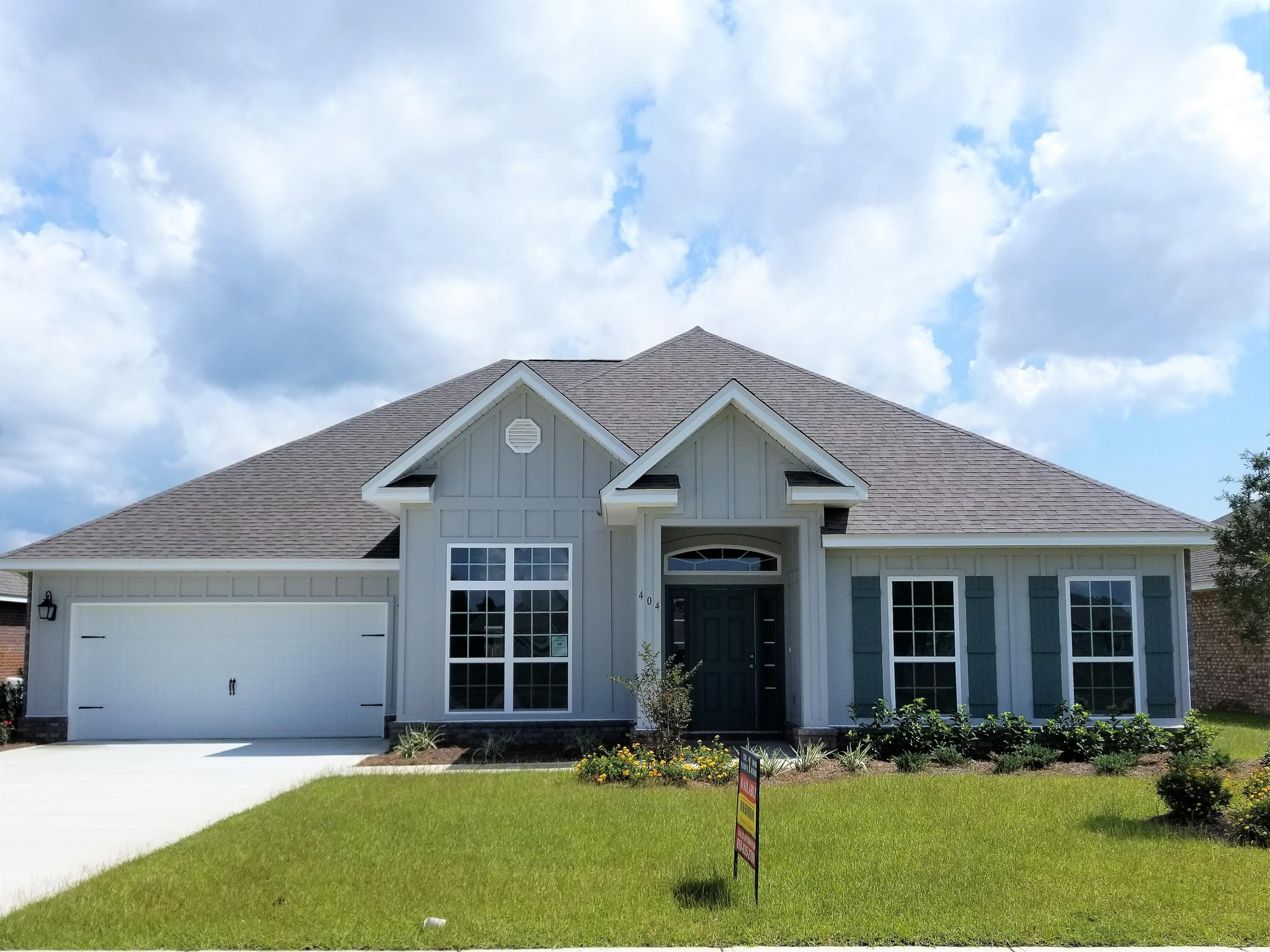 Photo of home for sale at 272 Lottie, Freeport FL